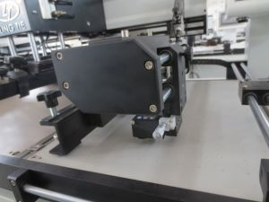 기계를 인쇄하는 실크 스크린을 구르는 자동적인 롤