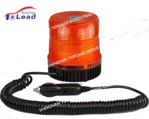 12V-24Vハロゲン回転合図の光、車のこはく色の安全かたつむりランプ