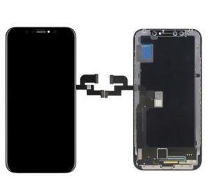 Telefone móvel LCD para iPhone X programável OEM a tecnologia OLED display LCD de ecrã táctil e o conjunto de digitalização ecrã LCD de ecrã táctil