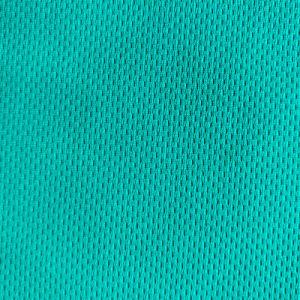 2e12d2e0055a Tessuto di lavoro a maglia degli uccelli dell'occhio della maglia del  poliestere respirabile di
