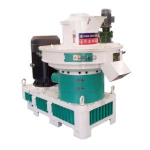 1-1.5T/H serradura de madeira máquina de Pelotas