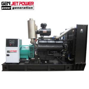 AVR를 가진 가정 백업 20kVA 50kVA 침묵하는 디젤 엔진 발전기