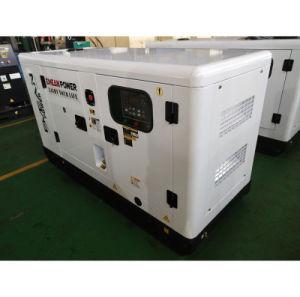 20 Ква~100Ква Ce/сертификат ISO Китая марки Super Silent мощность дизельного двигателя электрический генератор