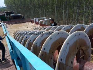 Espiral de lavagem de areia e máquina de reciclagem/planta, Alta Capacidade