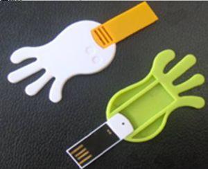 선전용 USB 섬광 드라이브, 종려 USB 선물