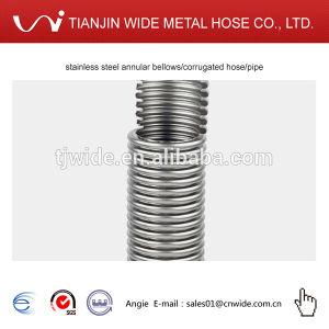 De Ringvormige GolfSlang/Pipie van het roestvrij staal