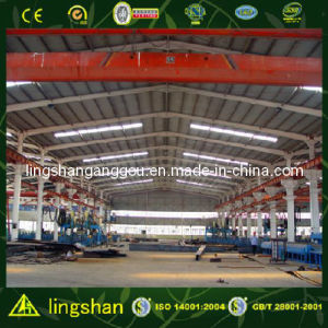 Pre проектированная сталь - обрамленное здание пакгауза (LS-SS-033)