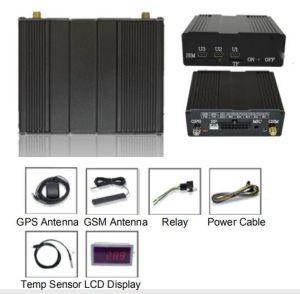 GPS de seguimiento y monitorización de temperatura para camiones frigoríficos