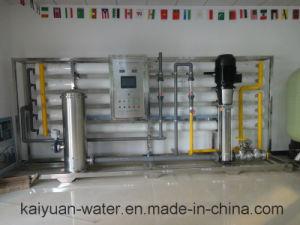 높은 Output 20, 000L/H RO Drinking Water Machine