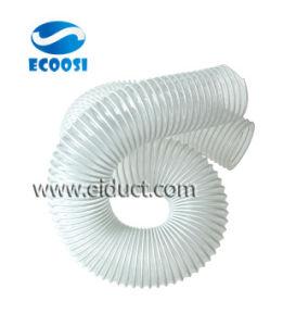 Il tubo flessibile libero del PVC può essere utilizzato nelle applicazioni industriali in fabbriche