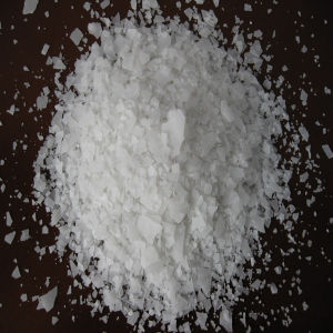 De fabriek levert Chloride van het Calcium van 74% het Vochtvrije