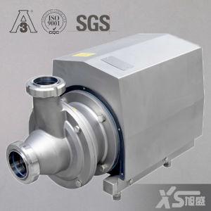 Aço inoxidável SS316L auto-bomba de sucção higiénica