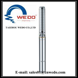 4sp255-3,0 sumergibles de pozo profundo bomba de agua para riego