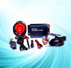 Los rastreadores GPS del vehículo con la puerta de la alarma/Bloqueo