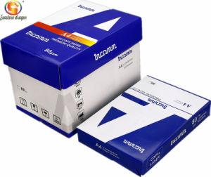 80 GSM coloridos A4 Papel de copia libre de polvo
