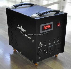 Multi-Utilizar el kit casero solar 50W de la iluminación