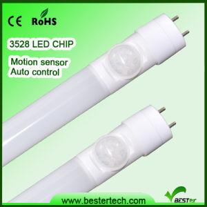 Bewegungs-Sensor-Schlauch-Licht, T8 LED Mikrowellen-Sensor-Schlauch CER RoHS