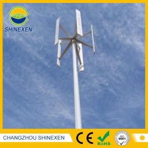 2KW AC sem escovas 48V/96V eixo vertical da turbina eólica