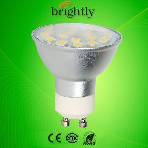 3W 210lm SMD GU10 CER RoHS EMC LED Spotlight