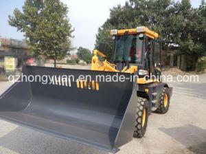 De hete Lader van de Tractor van de Verkoop 1.6ton met TUV Certificaat