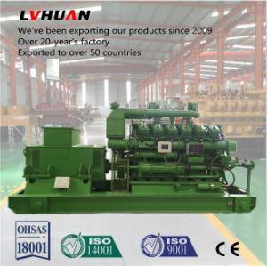 150/250/300kw generator voor het Methaan van het Biogas als Brandstof
