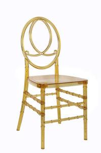 Outdoor Wedding Use를 위한 명확한 Phonix Chair