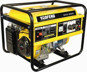 5000 Вт портативный источник питания бензиновый генератор с EPA и CARB CE Сертификат (YFGC Soncap6500)