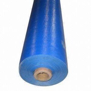 Revestido de plástico do feno de tecido de poliéster com revestimento de vinil Tarps