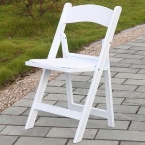 덧대지는 백색 접히는 사건 당 의자를 겹쳐 쌓이기
