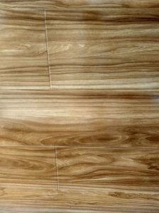8mm 12mm HDF Grado resistente al agua laminado AC3/pisos de madera laminada