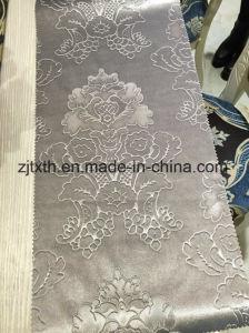 2015 alto reticolo impresso del velluto di Quanlity tessuto 3D per il sofà
