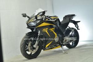 新しい競争のオートバイY2