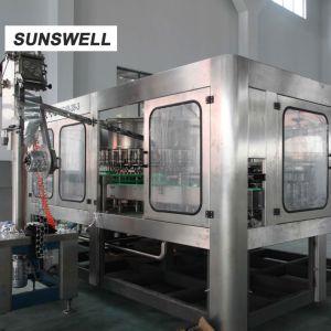 プラスチックThermoformingの自動液体の満ちるシーリング機械