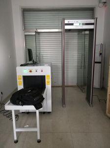 Una camminata di 18 zone di rilevazione tramite il metal detector per gli uffici, fabbriche