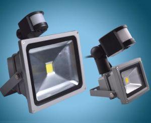 20WはPIR LEDの穂軸LEDのフラッドライトを防水する