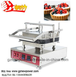 商業二重デジタルTartletsのシェルメーカーの卵の鋭い作成機械