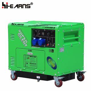 5kw super Stille Diesel van het Type Generator (dg6500se-n)
