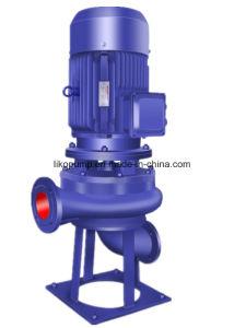 縦の浸水許容の下水の水ポンプ