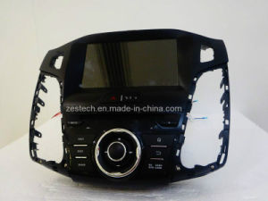 Carro Zestech Multimedia player de DVD para o Ford Focus 2012