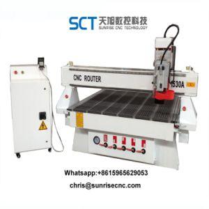 3D CNC回転式木製のカーバーの切断の彫版のルーター機械