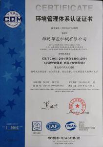 ISO9001 Huaxing colgador de piezas de automóviles de la máquina automática de Granallado