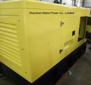 110kVAスタンバイの評価のCumminsの世代別無声タイプCumminsのディーゼル発電機