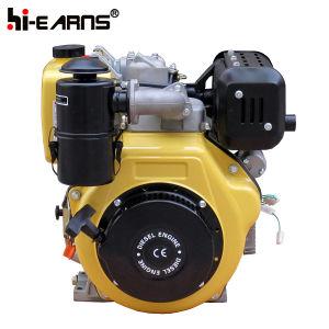 12HP de Gele Kleur van de dieselmotor (HR188FJE)