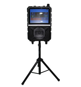 15 Zoll-im FreienTonanlage-Berufsbaß-Sortierfach mit LCD