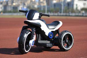Elektrische Rit op Auto van het Speelgoed van de Miniatuurauto de Batterij In werking gestelde