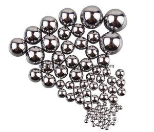 7/32 Duim die, de Zilveren Bal van het Roestvrij staal SS304 voor Fiets, Lagers, Machine, Elektrische G500 5.556mm glanzen