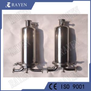 Gesundheitlicher Edelstahl-flüssiges Filtration-Systems-Kassetten-Haus