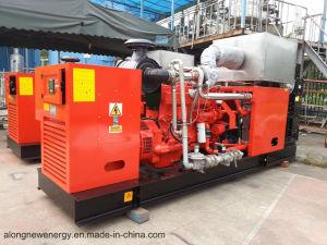 200kw CHP van het biogas
