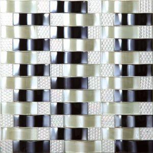 China Metallic MosaikFliesen Metallic MosaikFliesen China - Mosaik fliesen metallic