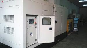 55kw電気ディーゼル発電機のYuchaiエンジンの無声発電機